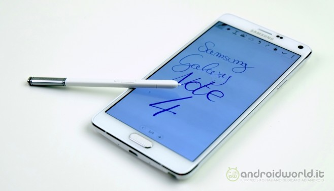 Samsung Galaxy Note 4 8