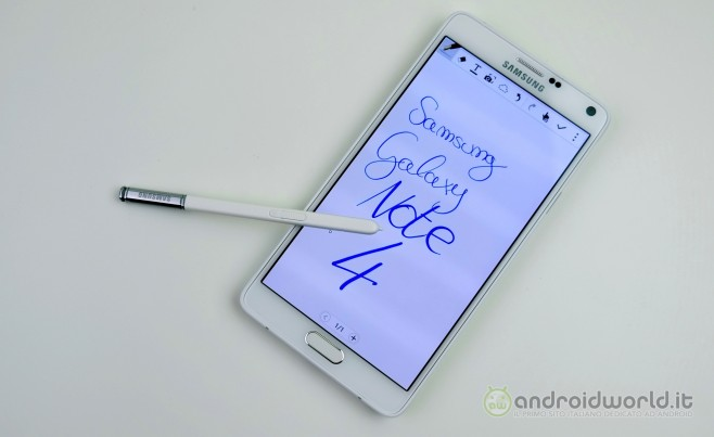 Samsung Galaxy Note 4 9