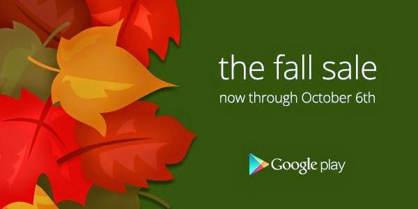 Le offerte dell'autunno su Google Play: si parte con tanti film