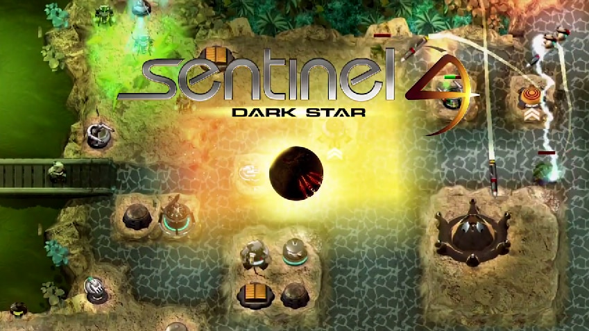 Sentinel 4 Dark Star: il seguito del classico tower defense arriva anche su Android (foto e video)
