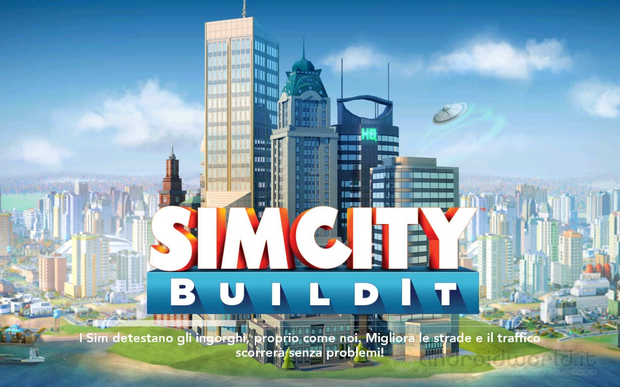 SimCity BuildIt è finalmente disponibile gratuitamente sul Play Store! (foto e video)