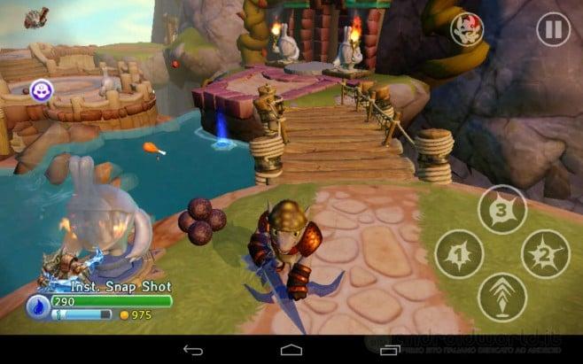 Skylanders Trap Team Android Screenshot (1)