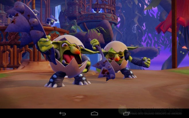 Skylanders Trap Team Android Screenshot (12)