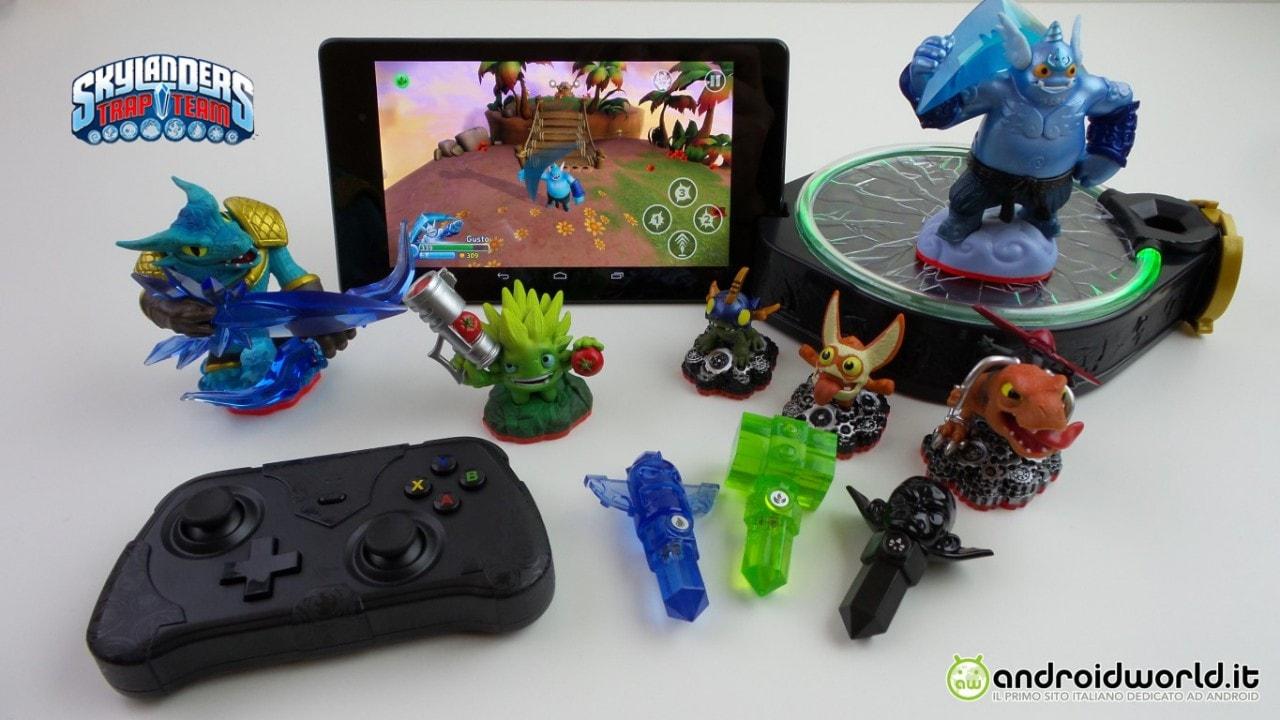 Skylanders Trap Team per tablet disponibile a metà prezzo su Amazon (video)