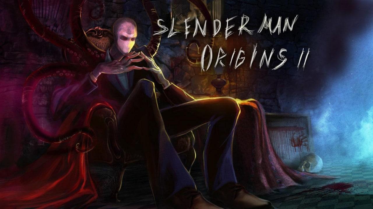 Slenderman Origins 2 Title