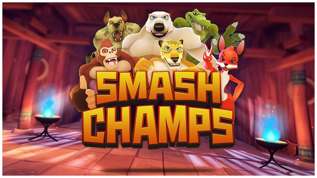Smash Champs Copertina