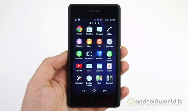 Sony Xperia E3 5 copy