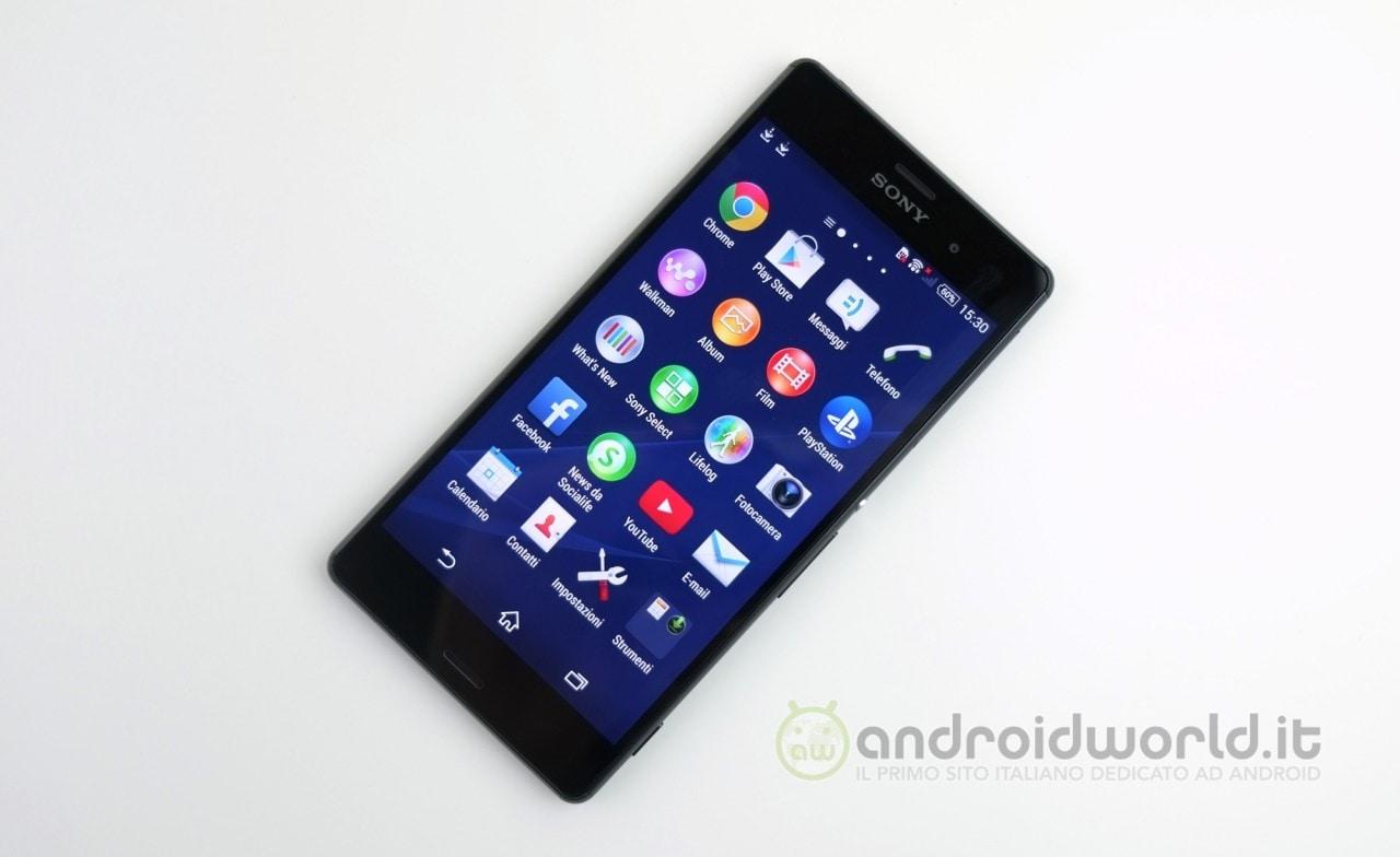 Sony Xperia Z3 02