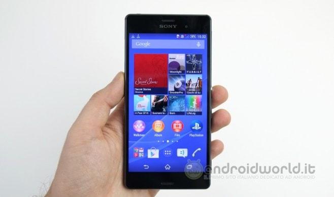 Sony Xperia Z3 10