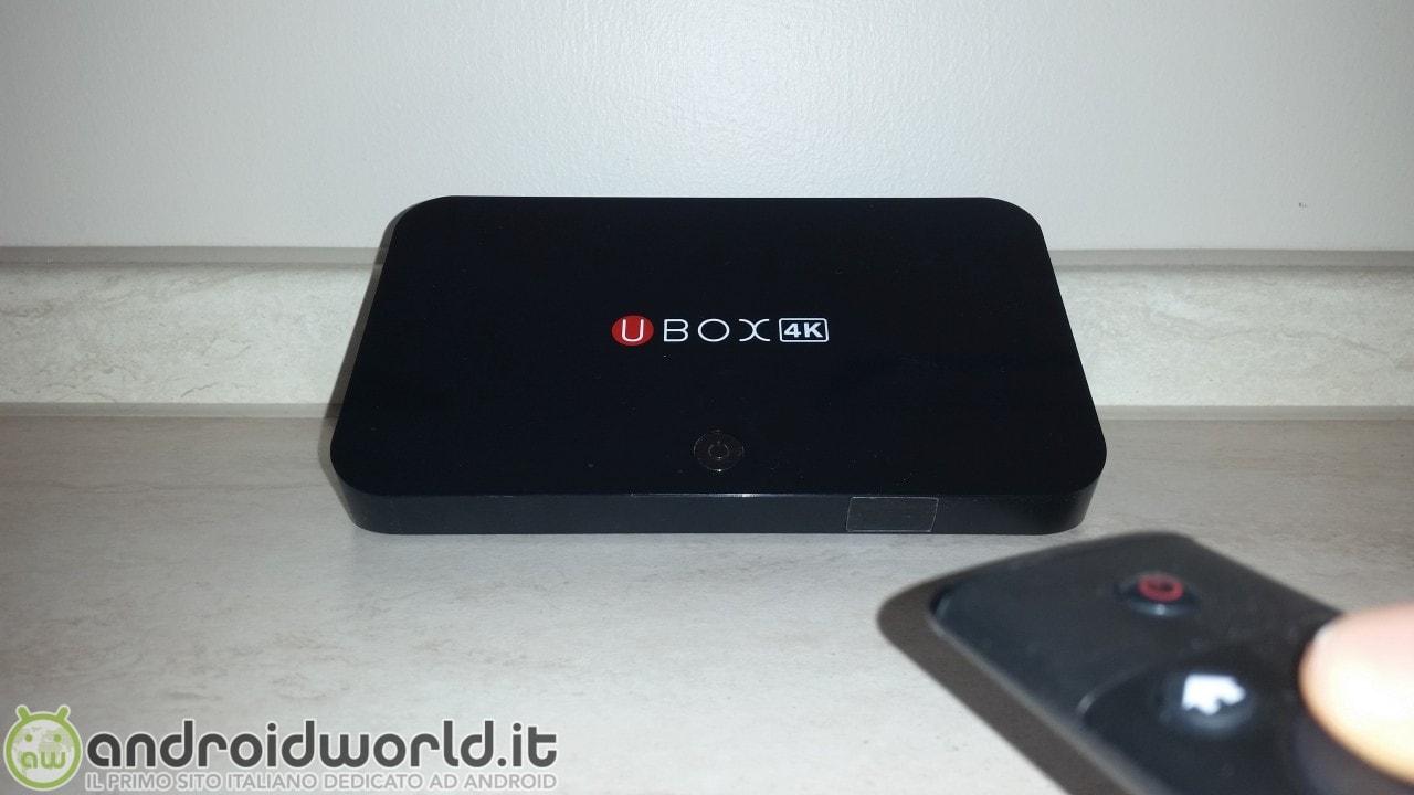 U-Box Android TV-Box, la nostra prova (foto)