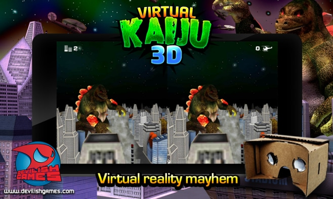 Virtual Kaiju 3D (5)