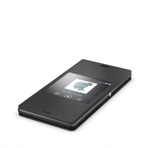 Xperia Style Cover Window B 1