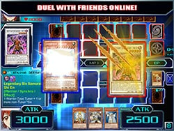 Yu-Gi-Oh! Duel Generation Sample (1)