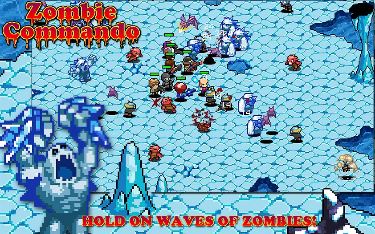 Zombie Commando Android (4)