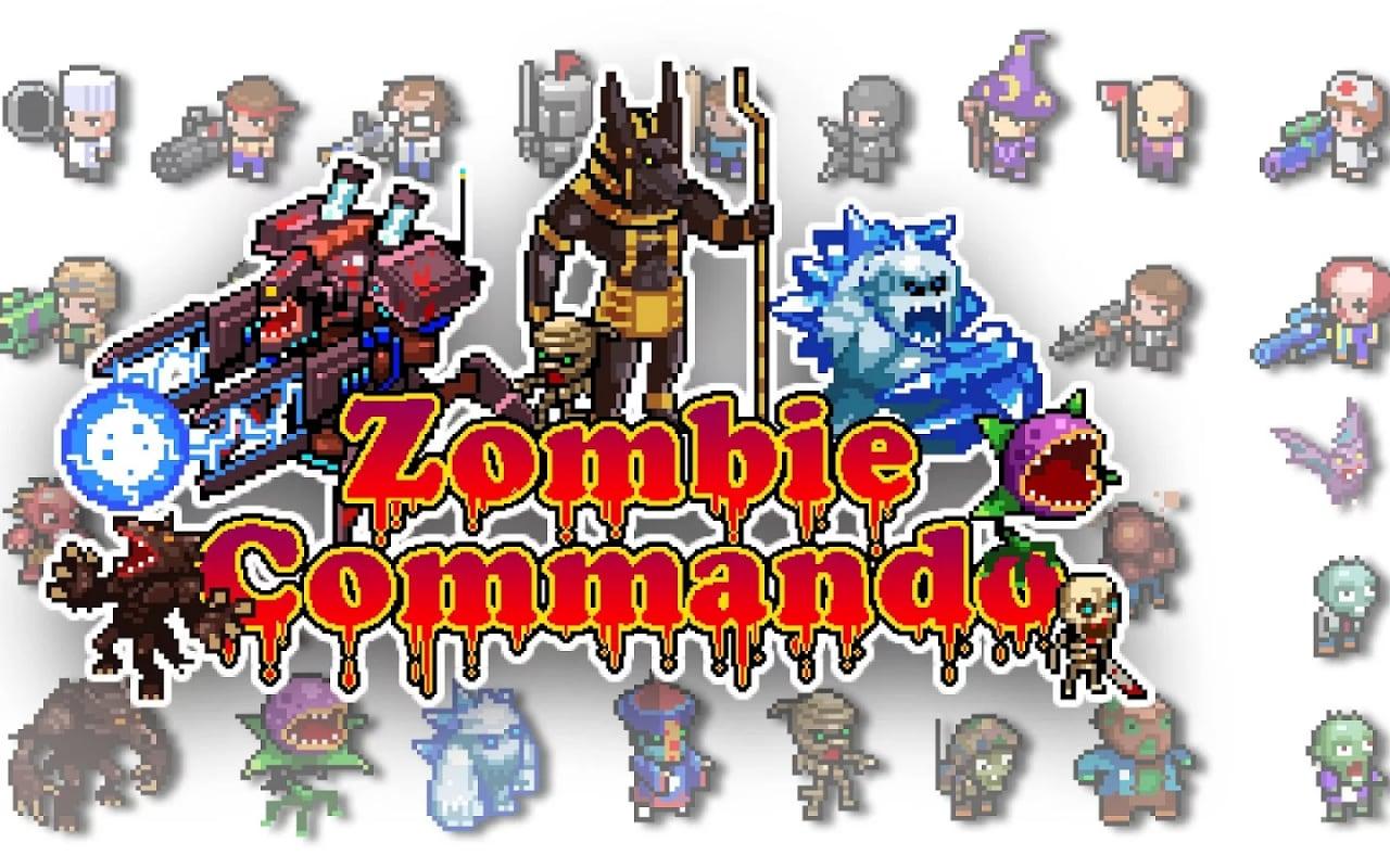 Zombie Commando: zombie, pixel art e tanti livelli nel nuovo gioco di Bulkypix (foto e video)