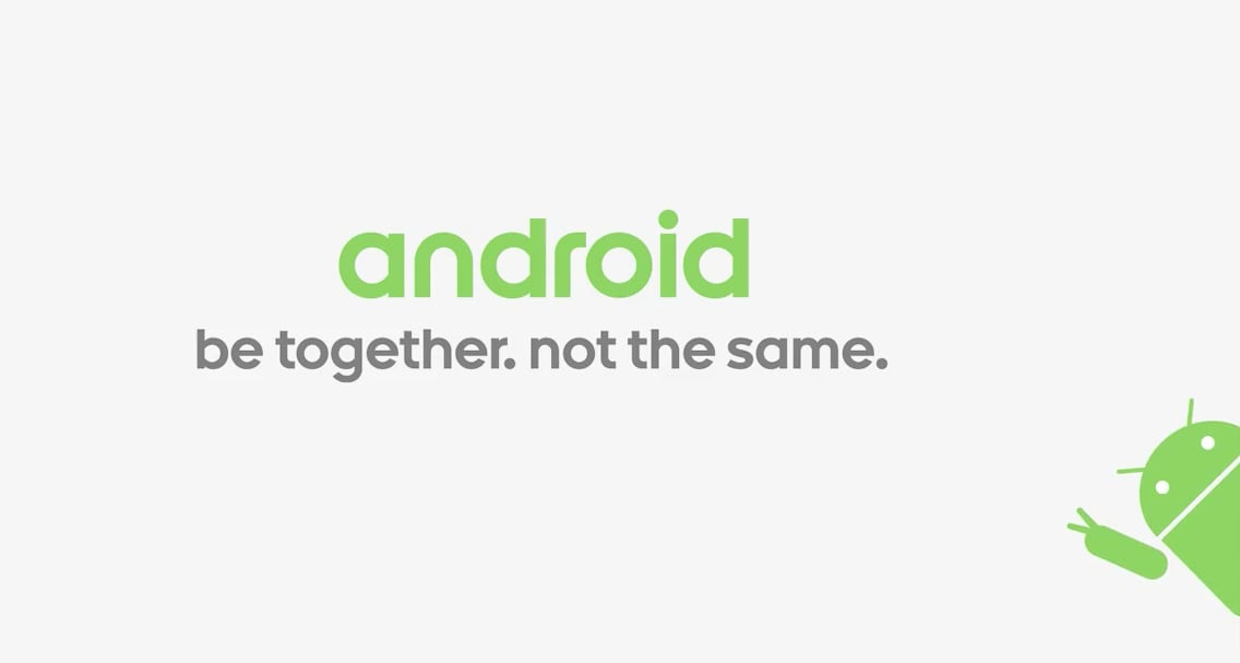 android be together final