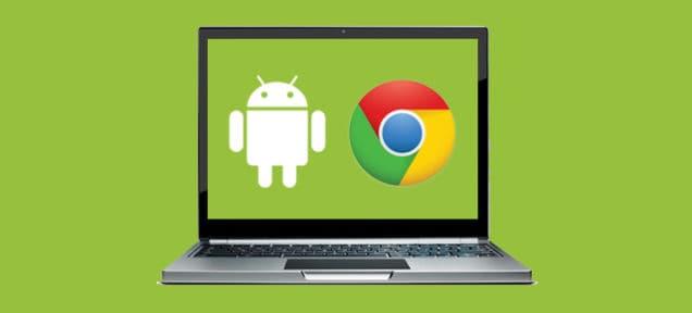Chrome OS è ora in grado di leggere e scrivere file nativamente su smartphone Android