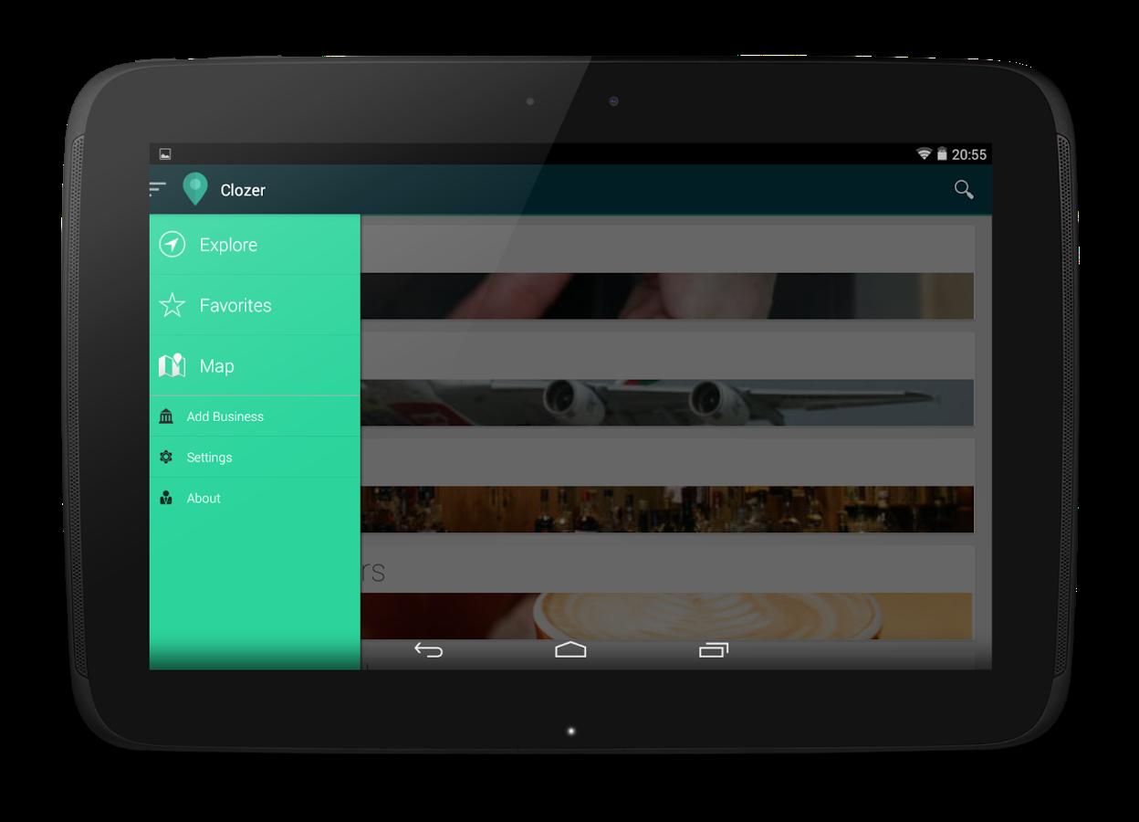 Clozer l 39 app per sentirvi a casa ovunque vi troviate for App per progettare casa android