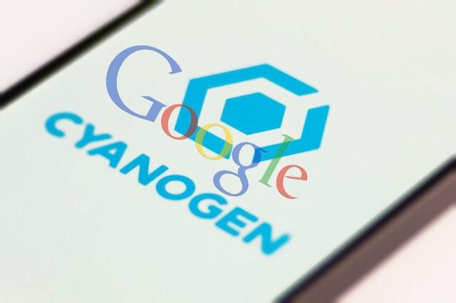 cyanogenmod google