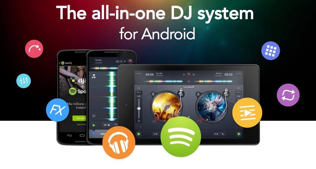 djay 2 si aggiorna per Lollipop e lancia la versione free (video)