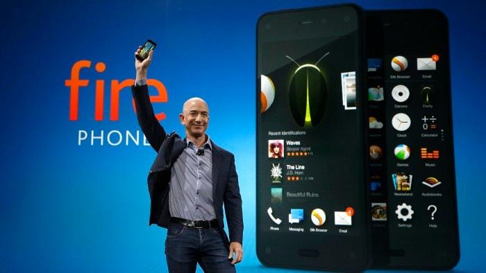 Amazon ha venduto tutti i suoi Fire Phone