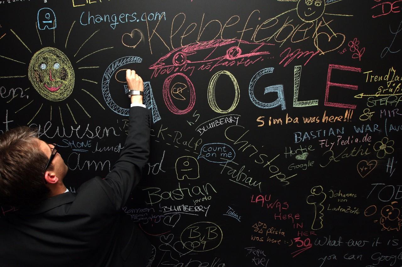 Google Opens New Berlin Office getty