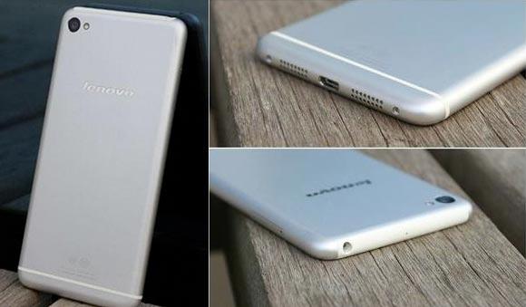 Sisley, il nuovo smartphone Lenovo identico a iPhone 6