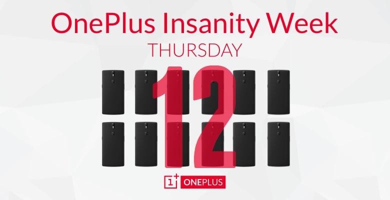 insanity week giovedì