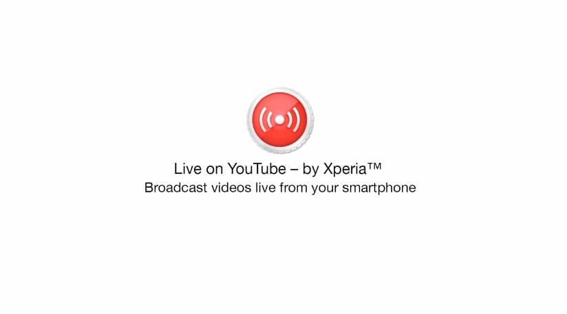 Sony ci ricorda che Live on YouTube funziona anche su Xperia Z3 (video)