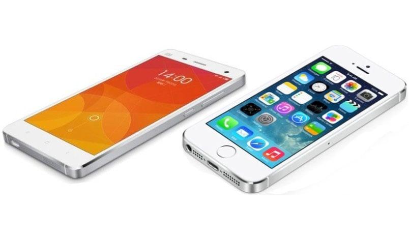 """Botta e risposta tra Apple e Xiaomi: """"ladri"""" - """"provate prima di parlare"""""""