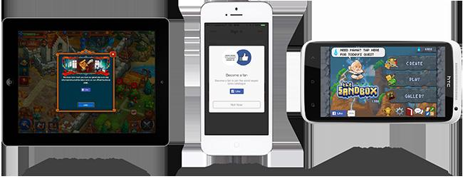 Facebook lancia il pulsante Mi Piace per gli sviluppatori di terze parti