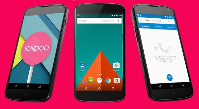 È iniziato il rollout di Android 5.1 su Nexus 4 (download e guida)