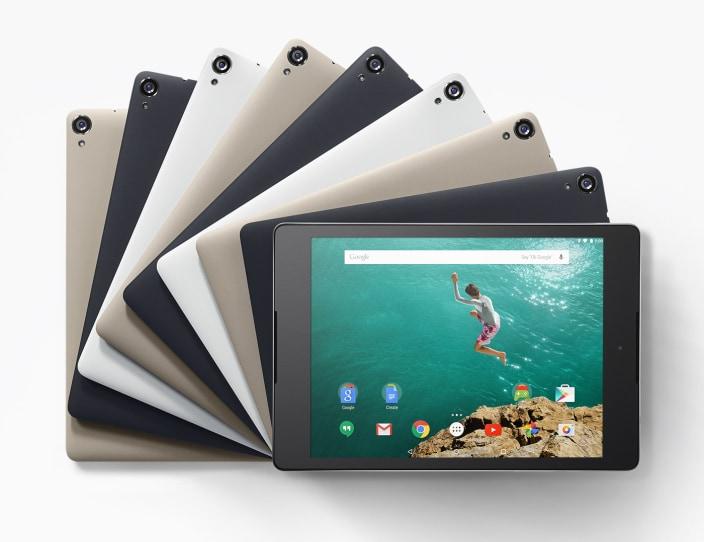 HTC Nexus 9 disponibile al preordine in Italia