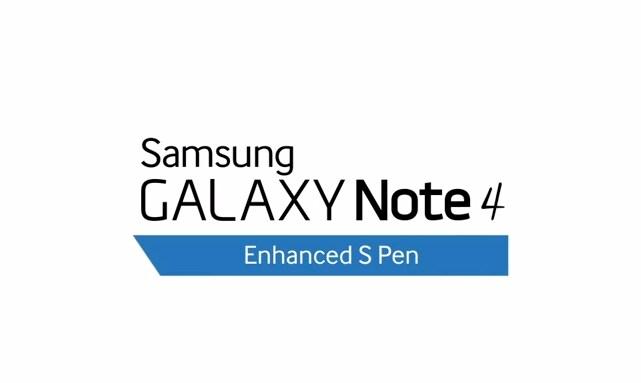 note 4 enhanced s pen