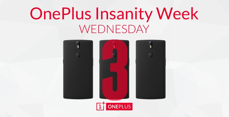 oneplus insanity week 3