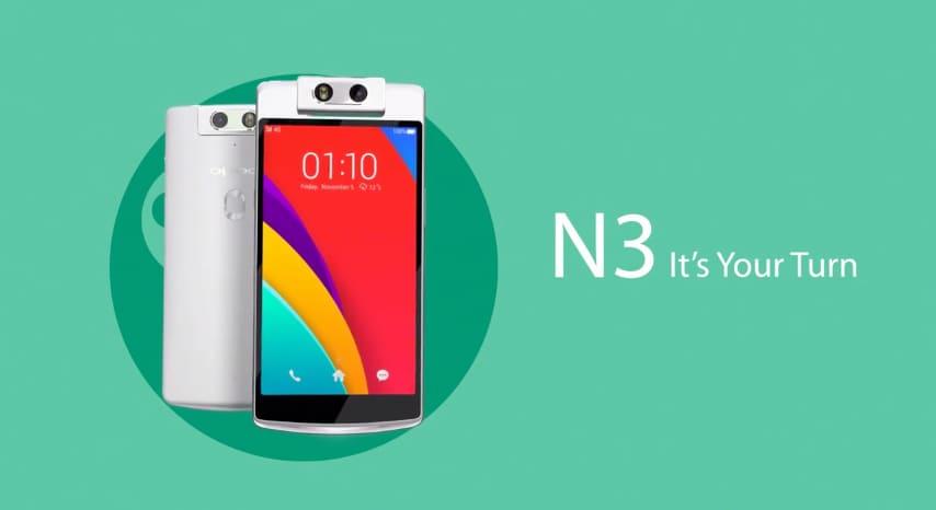 Oppo mostra la tecnologica Pure Image 2.0+ di N3 (video)