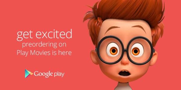 Google Play Movies integra i pre-ordini ma non in Italia