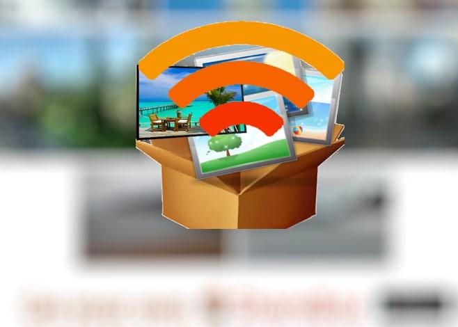 sharedbox_server wi-fi facile