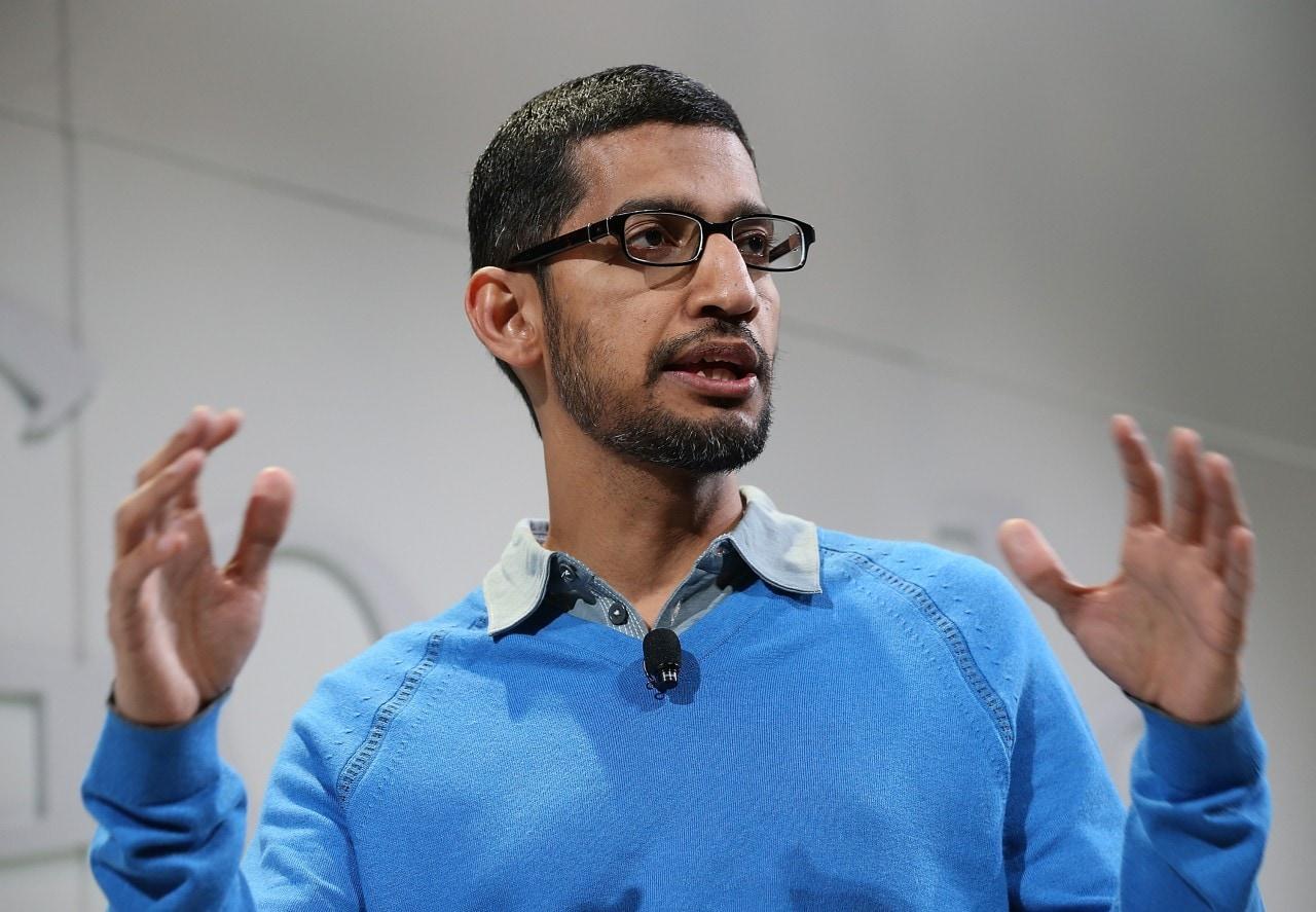 Sundar Pichai vorrebbe che Google Now fosse in grado di analizzare le nostre conversazioni (video)