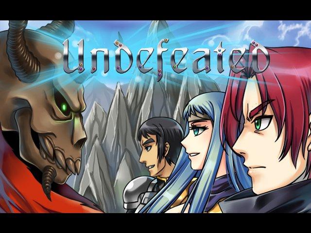 Undefeated: il primo JRPG creato con RPG Maker a sbarcare su