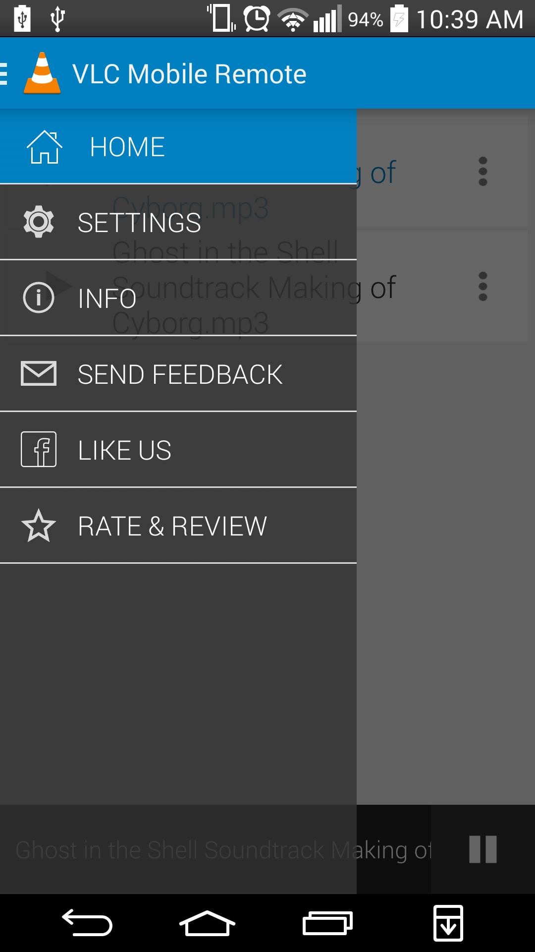 Controllare VLC da Android con l'app gratuita VLC Remote | AndroidWorld