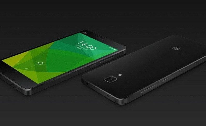 Xiaomi Mi4 nero in Cina dal 28 ottobre