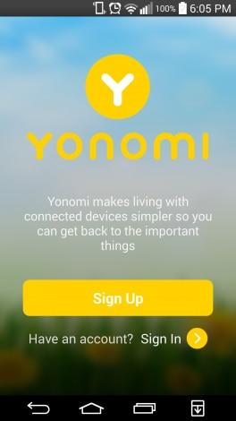 00_yonomi_automazione gadget e domotica