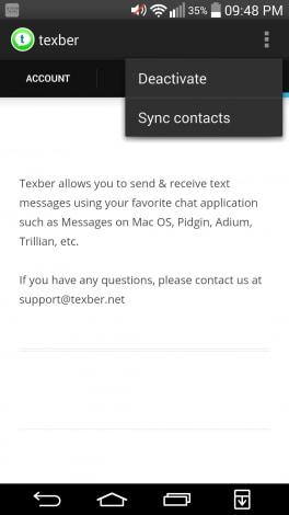 03_texber_inviare sms dal computer