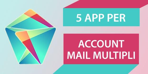 Migliori app Android Mail