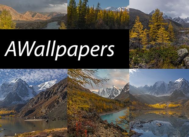 AWallpapers: 10 spettacolari sfondi dei monti Altaj