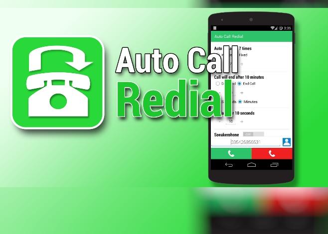 Auto Call Redial_chiamate automatiche