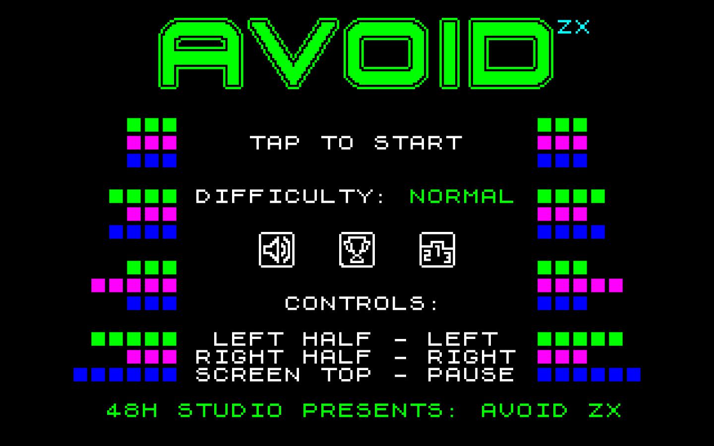 Avoid ZX 1