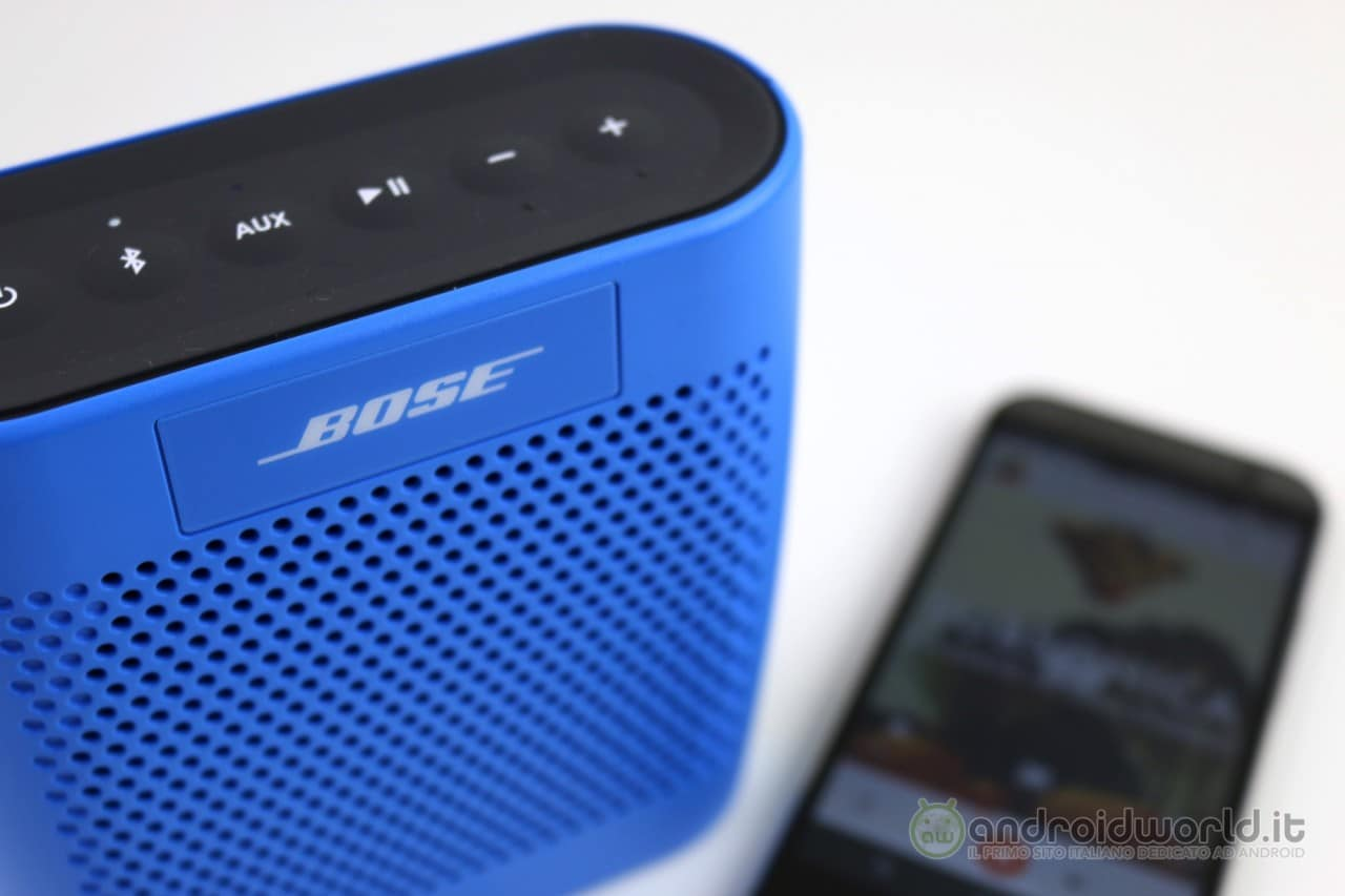 Bose SoundLink Colour, la nostra recensione