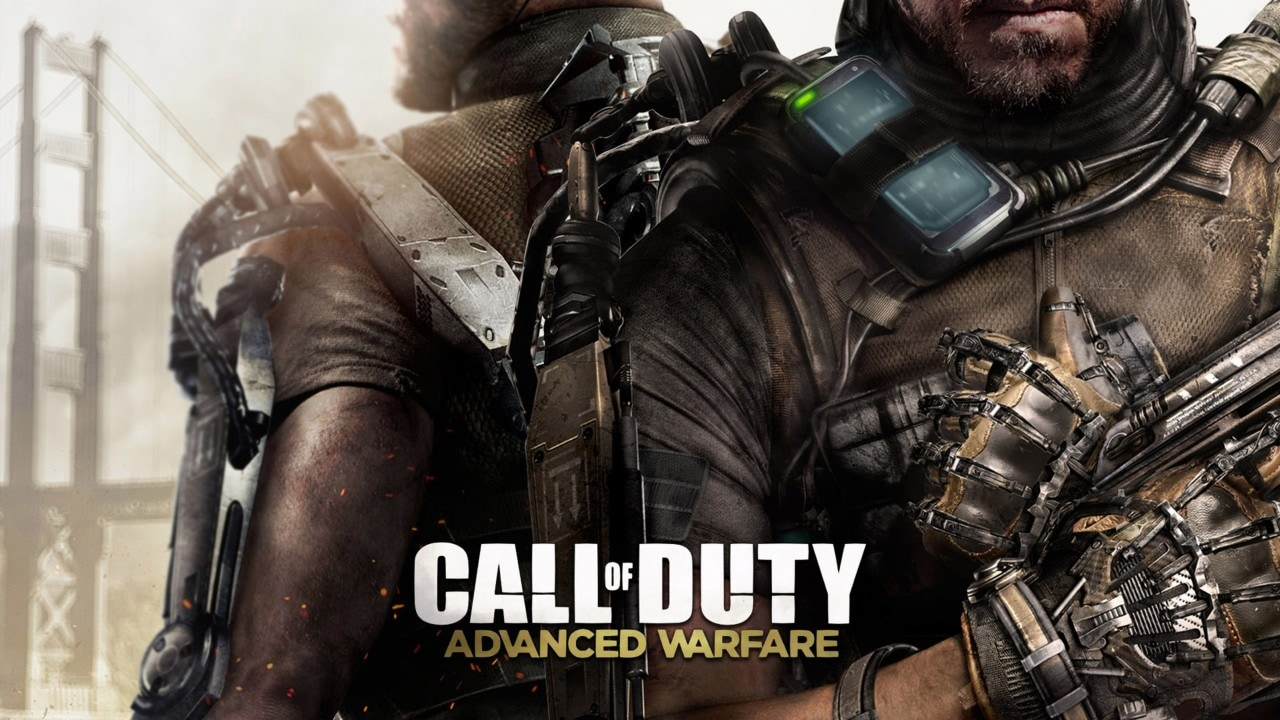Call of Duty Advanced Warfare Copertina